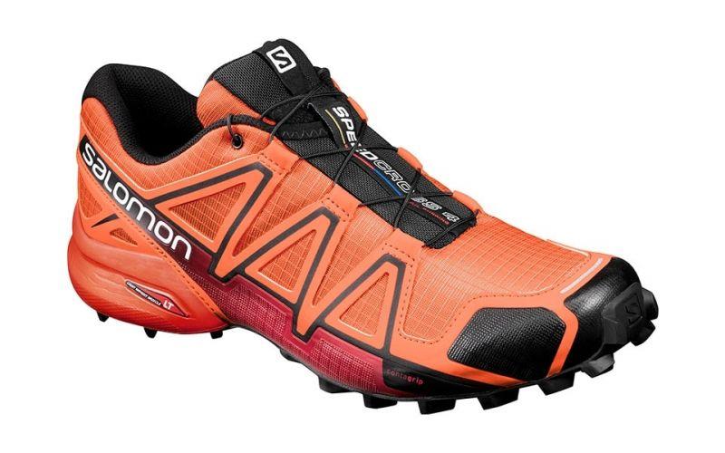 Speedcross 4 Rot Schwarz 392401