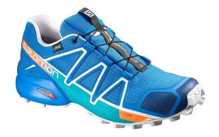 SALOMON SPEEDCROSS 4 GTX AZUL CLARO 390722