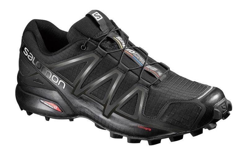 Speedcross 4 Negro 383130