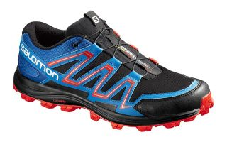 SALOMON SPEEDTRAK NEGRO AZUL 390623