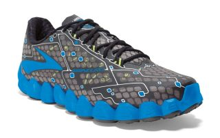 BROOKS NEURO NEGRO AZUL 1102111D069