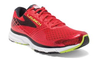 BROOKS LAUNCH 3 RED 1102151D683
