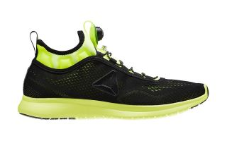 Reebok PUMP PLUS TECH NEGRO AMARILLO BD4864