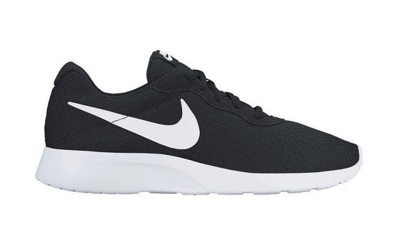 Nike Negro Tanjun Negro Nike Blanco Zapatillas Casual StreetProRunning 8aff0d