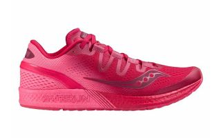 SAUCONY FREEDOM ISO MUJER ROSA S103552