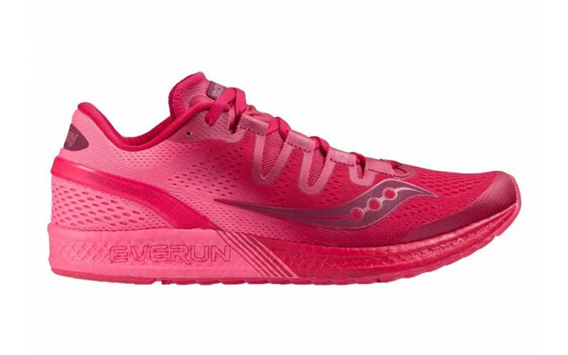 ebe8803326 Saucony Freedom Iso Women Pink | Running shoes for women