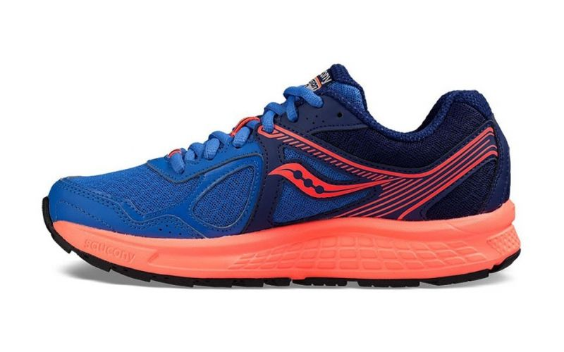COHESION 10 MUJER AZUL CORAL S153334