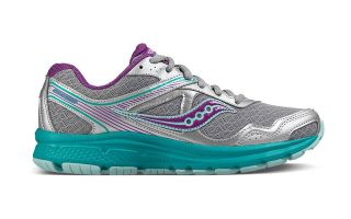 SAUCONY COHESION 10 WOMEN GREY GREEN S153335