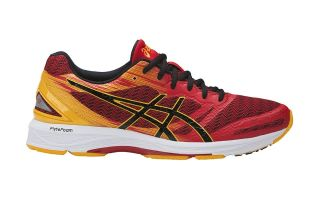 ASICS GEL DS TRAINER 22 ROJO ORO FUSION T720N 2390