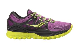 Saucony XODUS ISO PURPLE YELLOW S103254