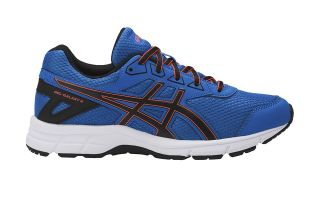 ASICS GEL GALAXY 9 GS JUNIOR AZUL NEGRO C626N 4390