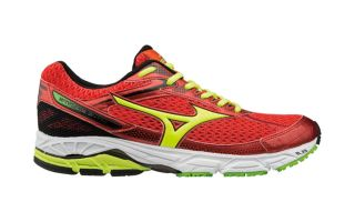 Mizuno WAVE EQUATE NARANJA AMARILLO FLUOR J1GC174844