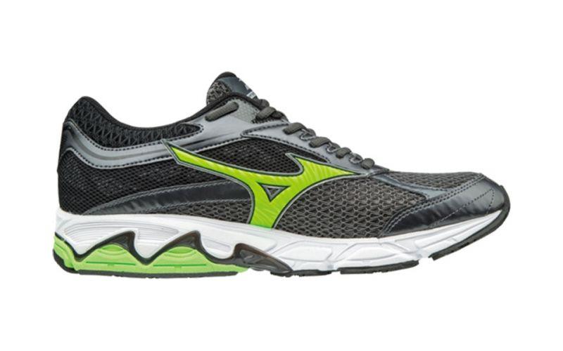 Wave Equate Nero Verde Fluo J1gc174841. Street Pro Running