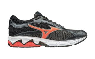 MIZUNO WAVE EQUATE MUJER NEGRO CORAL J1GD174855