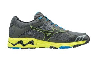 Mizuno WAVE MUJIN 4 GTX BLACK GREEN J1GJ175709