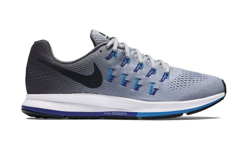 Air Zoom Pegasus 33 Gris Azul 831354 004