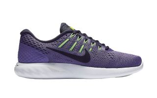 Nike LUNARGLIDE 8 PURPLE BLACK 843726 502