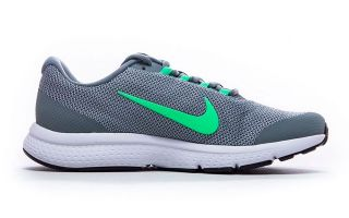 NIKE RUNALLDAY GREY GREEN 898464 003