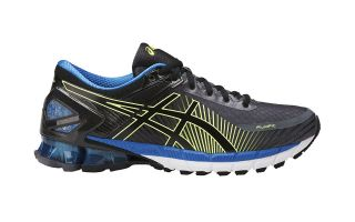 ASICS GEL KINSEI 6 CARBON BLACK ELECTRIC T644N 9790