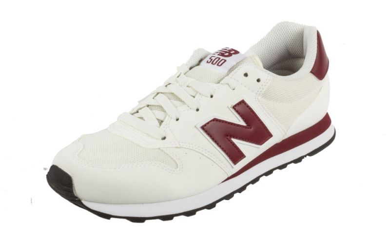new balance gm500 blanco