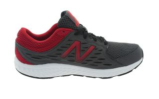 NEW BALANCE M420 FITNESS NEUTRAL CN3 GRIS ROJO