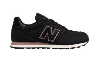 zapatillas new balance wl373 piel negro mujer