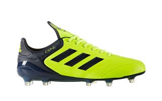 ADIDAS SOCCER BOOTS CUP 17.1 FG YELLOW BLACK