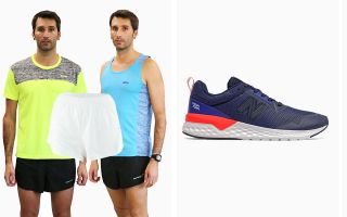 New Balance PACK 512 V2 MS515RD2 UND HOSE UND 2 SHIRTS