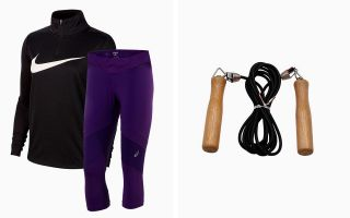 Nike PACK SWEAT-SHIRT SWOOSH, COLLANT 3/4 ET CORDE A SAUTER PVC