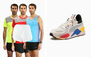 Puma PACK RS-X TOYS 370920 01 AND 3 RUNAWAY T-SHIRTS