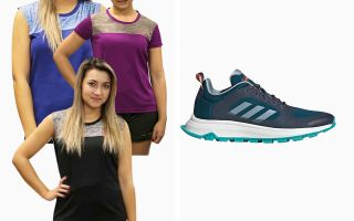 adidas PACK RESPONSE EF0529 FEMME ET 3 T-SHIRTS RUNAWAY