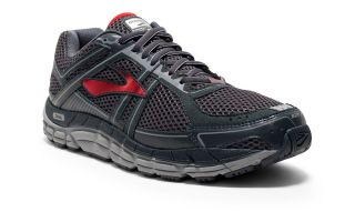 BROOKS ADDICTION 12 GRIS ROJO 1101961D095