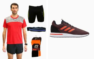 adidas PACK RUN70S AND RUNNING EQUIPMENT