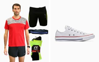 Converse PACK CHUCK TAYLOR OX Y RUNNING EQUIPMENT
