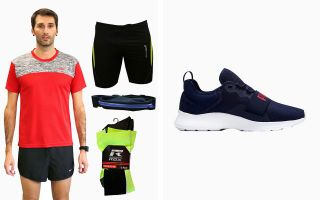 Puma PACK WIRED PRO 369126 04 Y EQUIPACION RUNNING