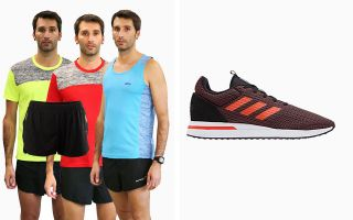 adidas PACK RUN70S AND 3 RUNAWAY T-SHIRTS