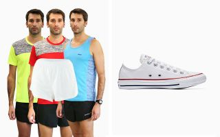 Converse PACK CHUCK TAYLOR OX AND 3 RUNAWAY T-SHIRTS