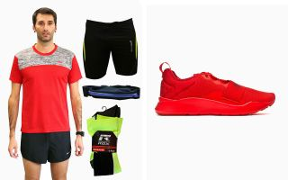 Puma PACK WIRED PRO 369126 03 Y EQUIPACIÓN RUNNING