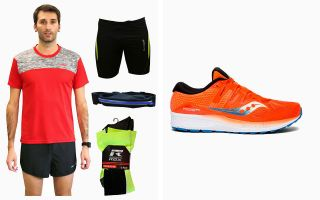 Saucony PACK RIDE ISO S20444-36 E ATTREZZATURA RUNNING