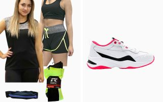 Puma CILIA LUX PACK WOMAN AND RUNNING EQUIPMENT