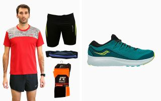 Saucony PACK RIDE ISO 2 S20514-37 E ATTREZZATURA RUNNING