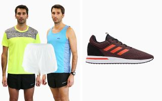 adidas PACK RUN70S AND PANTS AND 2 T-SHIRTS