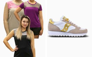 Saucony PACK ORIGINAL JAZZ VINTAGE WOMAN AND 3 RUNAWAY T-SHIRTS