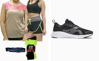 Puma PACK HYBRID FIRE WOMAN AND RUNNING EQUIPMENT