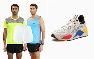 Puma PACK RS-X TOYS 370920 01 AND PANTS AND 2 T-SHIRTS