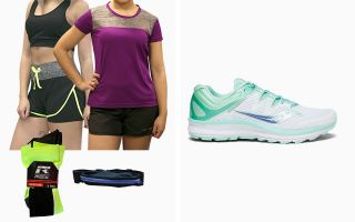 SAUCONY PACK GUIDE ISO S10415-35 MUJER Y EQUIPACION RUNNING