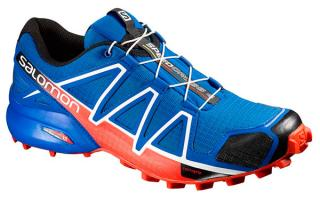 Salomon SPEEDCROSS 4 BLEU 383132