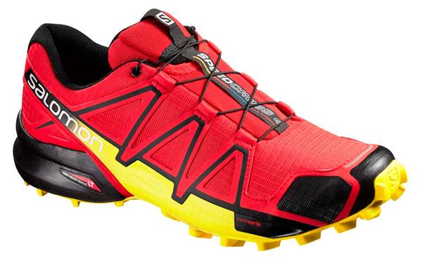 Speedcross 4 Rot 381154