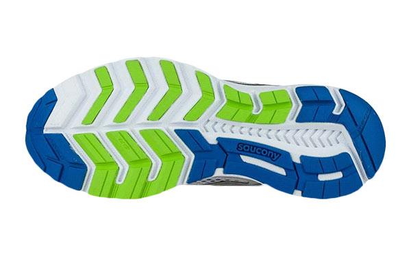Scarpe Fitness Blu Saucony Swerve Uomo Blu Argento | PC