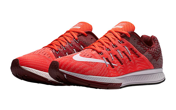 Nike Air Zoom Elite 8 Damen Karmesinrot | Running